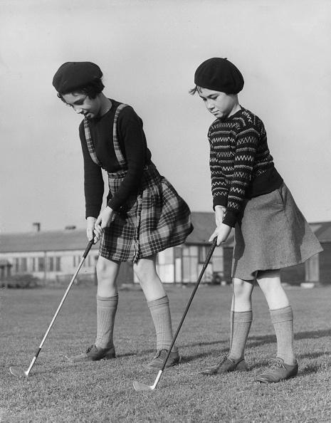 Fred Morley「Young Golfers」:写真・画像(3)[壁紙.com]