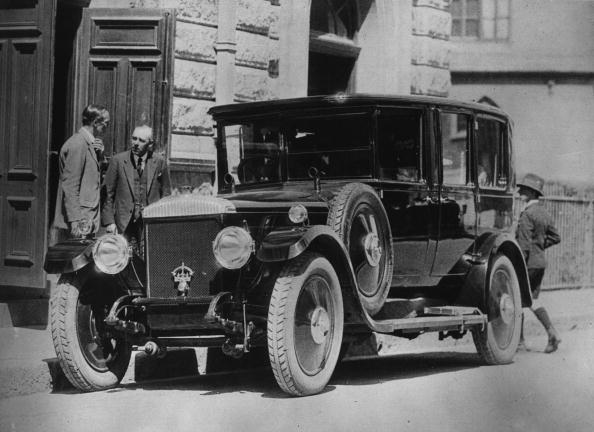 ダイムラーAG「Royal Daimler」:写真・画像(7)[壁紙.com]