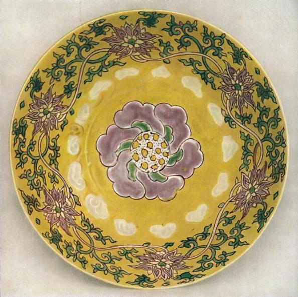 Porcelain「Chinese Enamel-Painted Porcelain Bowl Chia Ching Period」:写真・画像(13)[壁紙.com]
