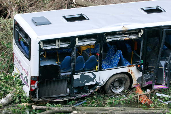 Bus「Five Die In Bus Accident In Radevormwald」:写真・画像(3)[壁紙.com]
