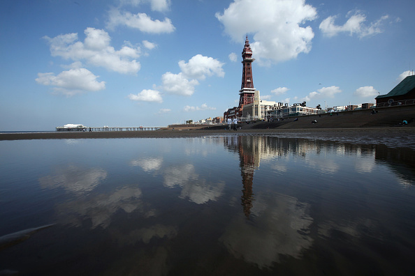 Blackpool「The Blackpool Tower Reopens After Refurbishment」:写真・画像(0)[壁紙.com]