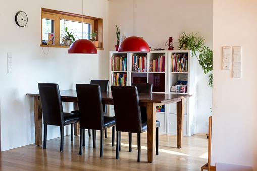 Dining Table「Modern dining room」:スマホ壁紙(18)