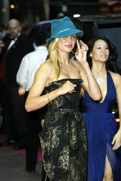 Charlie's Angels「Cameron Diaz, Lucy Liu」:写真・画像(7)[壁紙.com]