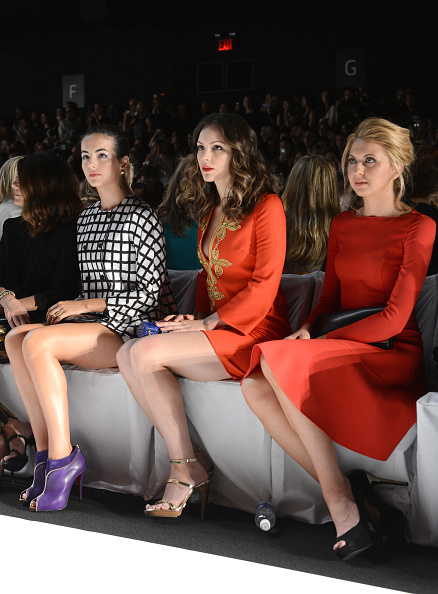 Camilla Belle「Michael Kors - Front Row - Spring 2013 Mercedes-Benz Fashion Week」:写真・画像(11)[壁紙.com]