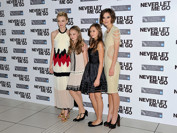 女優「Never Let Me Go - Premiere: Opening Night 54th BFI London Film Festival」:写真・画像(18)[壁紙.com]