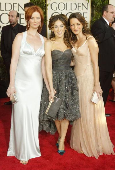 Sarah Jessica Parker「61st Annual Golden Globe Awards - Arrivals」:写真・画像(2)[壁紙.com]
