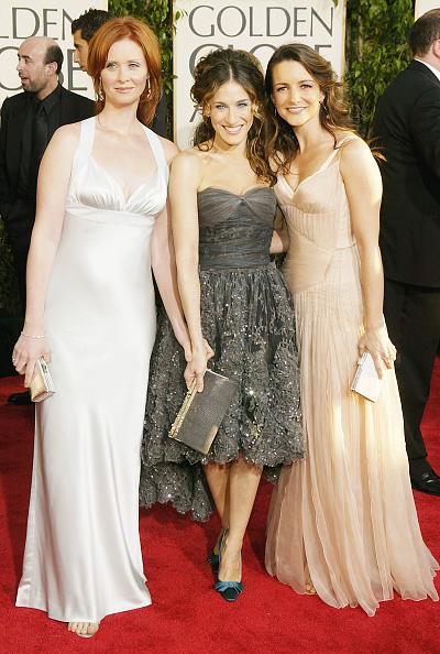 Sarah Jessica Parker「61st Annual Golden Globe Awards - Arrivals」:写真・画像(3)[壁紙.com]
