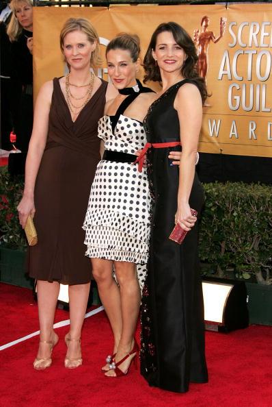 Sarah Jessica Parker「11th Annual Screen Actors Guild Awards - Arrivals」:写真・画像(15)[壁紙.com]