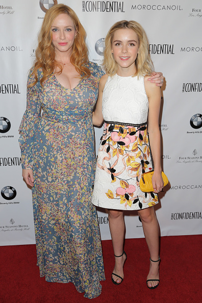 Cleavage「Los Angeles Confidential Women Of Influence Celebration Hosted By Christina Hendricks」:写真・画像(0)[壁紙.com]