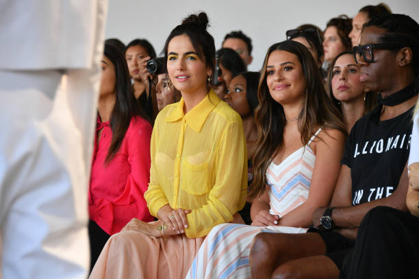 Noon By Noor - Front Row - September 2018 - New York Fashion Week: The Shows:ニュース(壁紙.com)