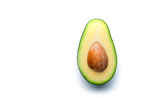 Seed「Pit in sliced avocado」:スマホ壁紙(4)