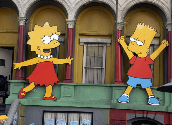 """Fictional Character「""""The Simpsons"""" 350th Episode Block Party」:写真・画像(9)[壁紙.com]"""