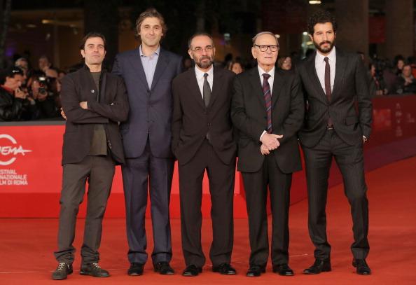 Film Premiere「Giuseppe Tornatore: Ogni Film Un'Opera Prima Premiere - The 7th Rome Film Festival」:写真・画像(11)[壁紙.com]