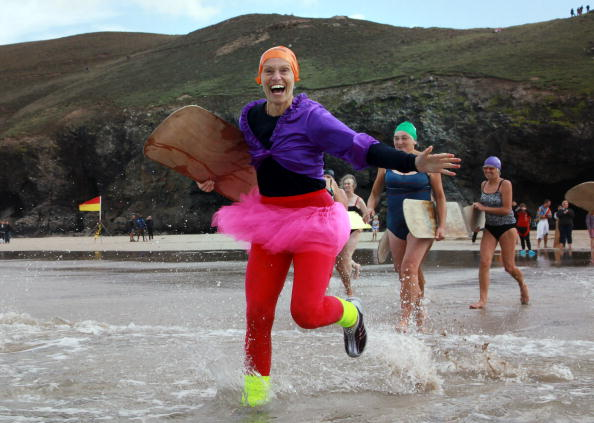 Bestof2009「World Belly Boarding Championships Takes Place In Cornwall」:写真・画像(4)[壁紙.com]