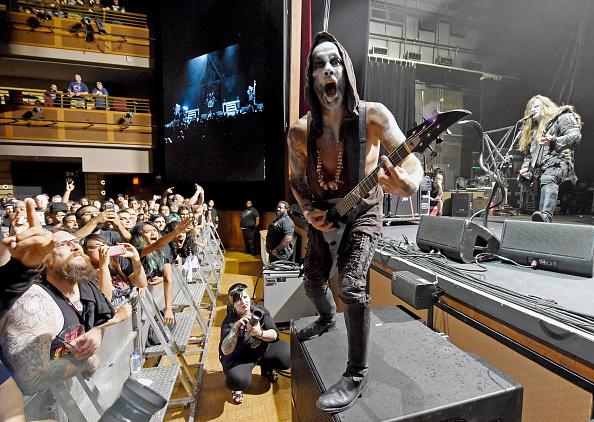 ハードロックホテル&カジノ「Slayer, Lamb Of God And Behemoth In Concert At The Hard Rock Joint In Las Vegas」:写真・画像(7)[壁紙.com]