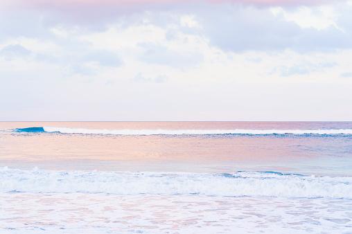南国「USA, Florida, Jupiter, Scenic view of seascape at sunset」:スマホ壁紙(19)
