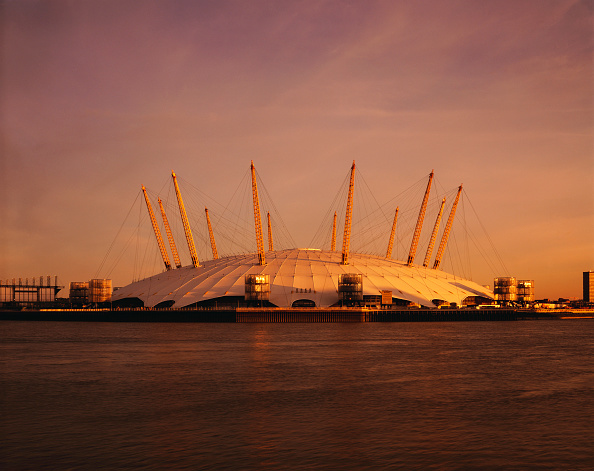 屋外「Millennium Dome, Greenwich, London, UK」:写真・画像(18)[壁紙.com]
