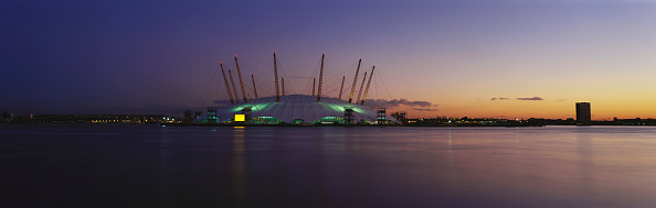 Outdoors「Millennium Dome, Greenwich, London, UK」:写真・画像(17)[壁紙.com]