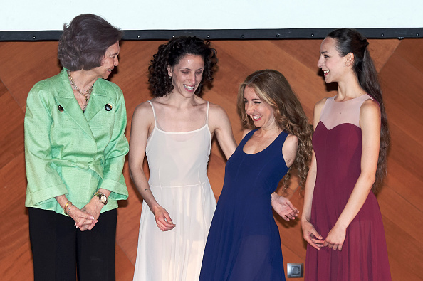 Spanish Royalty「Queen Sofia Inaugurates 'Fundacion ONCE' Contemporary Art Biennale」:写真・画像(11)[壁紙.com]