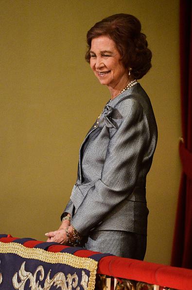 Queen Sofia of Spain「Princesa de Asturias Awards 2016 - Day 2」:写真・画像(10)[壁紙.com]