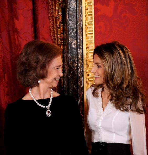 Madrid Royal Palace「Spanish Royals Host Dinner in Honour of Hungarian President」:写真・画像(17)[壁紙.com]