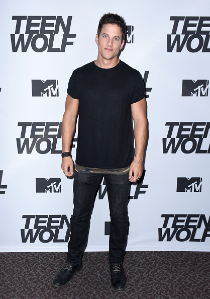 カリフォルニア州「MTV Teen Wolf 100th Episode Screening and Series Wrap Party」:写真・画像(7)[壁紙.com]
