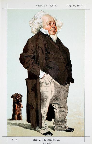 Hands In Pockets「Henry Cole, British designer, civil servant and writer, 1871.」:写真・画像(7)[壁紙.com]