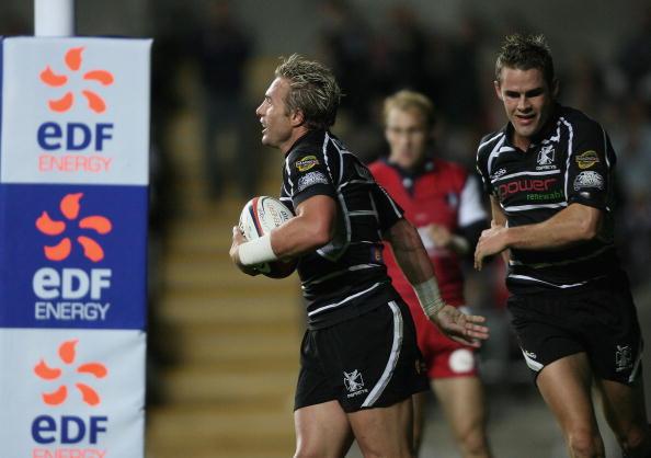 Justin Marshall「EDF Energy Anglo Welsh Cup:  Ospreys v Gloucester」:写真・画像(19)[壁紙.com]
