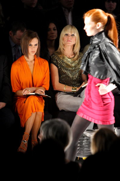 "Bangs「""Project Runway"" Season 4 - Front Row - Fall 08 MBFW」:写真・画像(8)[壁紙.com]"
