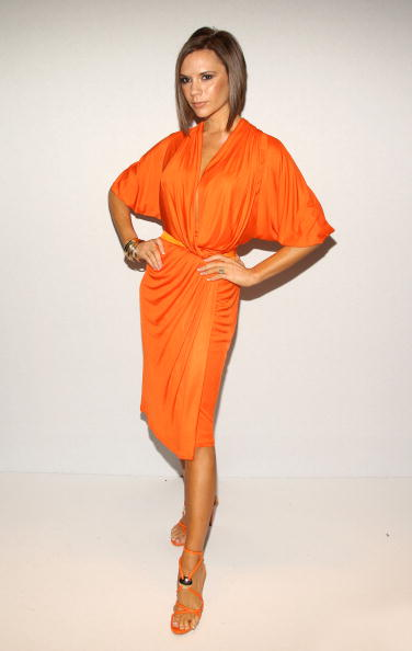 "Orange Color「""Project Runway"" Season 4 - Front Row - Fall 08 MBFW」:写真・画像(9)[壁紙.com]"