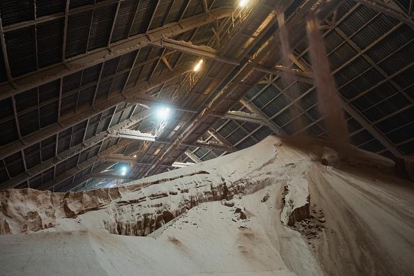 Manufacturing Equipment「Inside Boulby Potash Mine」:写真・画像(12)[壁紙.com]