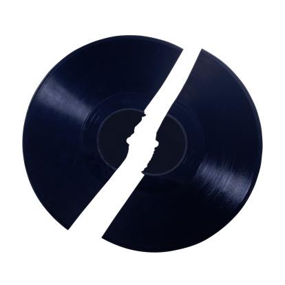 Broken「Broken Record」:スマホ壁紙(1)