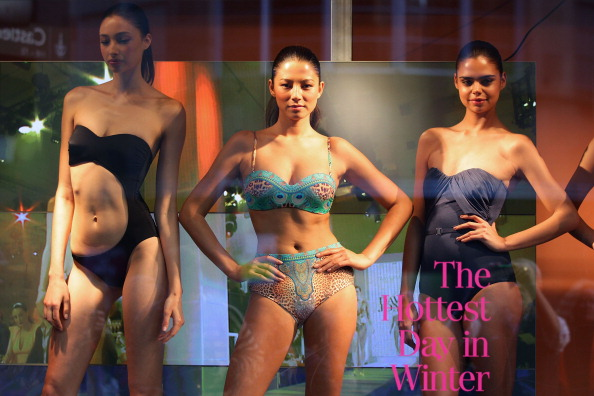 水着「David Jones Hottest Day In Winter Swimwear」:写真・画像(5)[壁紙.com]