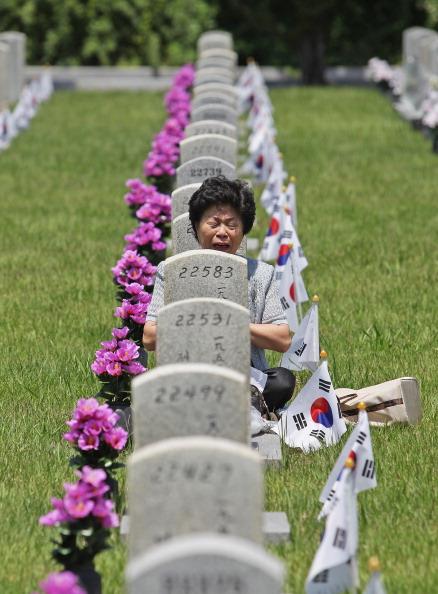 Chung Sung-Jun「South Korean Commemorate 59th Memorial Day」:写真・画像(5)[壁紙.com]