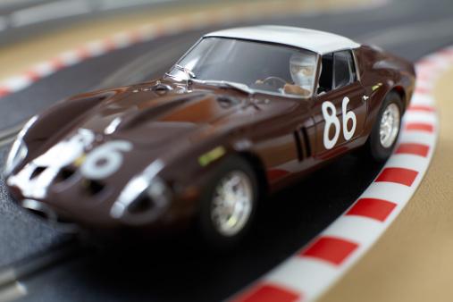 Motor Racing Track「Slot Cars」:スマホ壁紙(6)