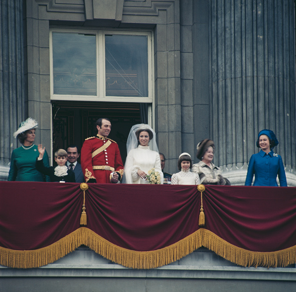 Princess Anne - Princess Royal「Princess Anne's Wedding」:写真・画像(6)[壁紙.com]