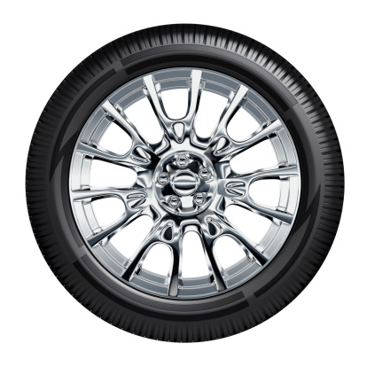 Tire - Vehicle Part「Car Wheel」:スマホ壁紙(9)