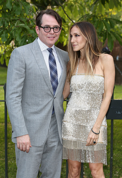 Matthew Broderick「Serpentine Gallery Summer Party - Arrivals」:写真・画像(8)[壁紙.com]