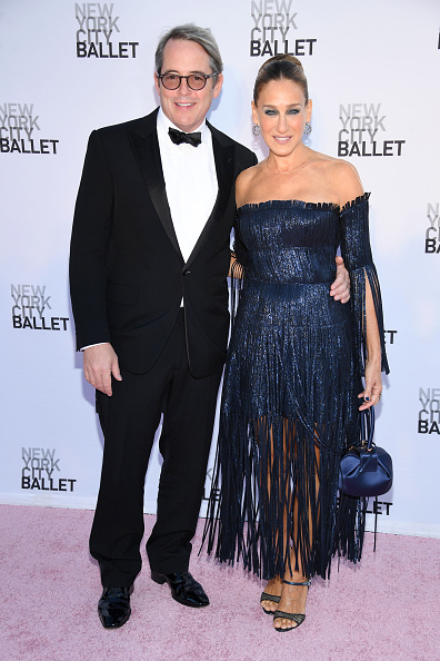 Matthew Broderick「New York City Ballet's 2017 Fall Fashion Gala」:写真・画像(11)[壁紙.com]
