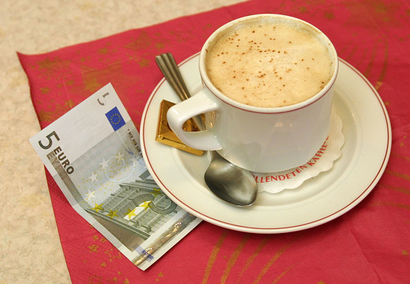 Cappuccino「Euro Currency Changeover In Germany」:写真・画像(0)[壁紙.com]