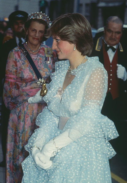 1981「Diana At Claridges」:写真・画像(7)[壁紙.com]