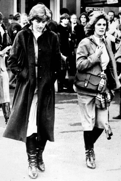 Diana & Camilla At Ludlow Races:ニュース(壁紙.com)