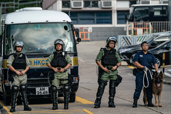 Anthony Kwan「Anti-Government Protests Continue in Hong Kong」:写真・画像(3)[壁紙.com]
