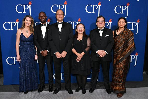 Dia Dipasupil「CPJ's 29th Annual International Press Freedom Awards」:写真・画像(6)[壁紙.com]