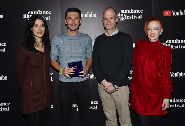 Chris Ware「2018 Sundance Film Festival -  Shorts Program Awards And Party Presented By YouTube」:写真・画像(3)[壁紙.com]