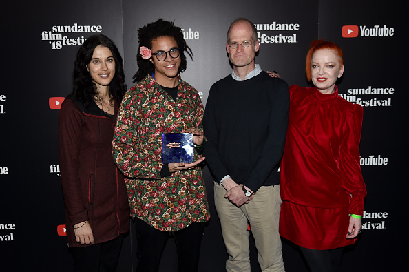 Chris Ware「2018 Sundance Film Festival -  Shorts Program Awards And Party Presented By YouTube」:写真・画像(6)[壁紙.com]