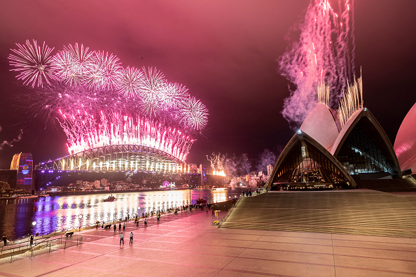 Sydney「Australians Celebrate New Year's Eve 2020」:写真・画像(13)[壁紙.com]
