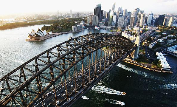 Sydney Harbor Bridge「75th Anniversary Of The Sydney Harbour Bridge」:写真・画像(0)[壁紙.com]