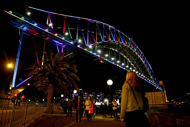 Sydney Icons Illuminated Pink To Remember Orlando Night Club Shooting Victims:ニュース(壁紙.com)