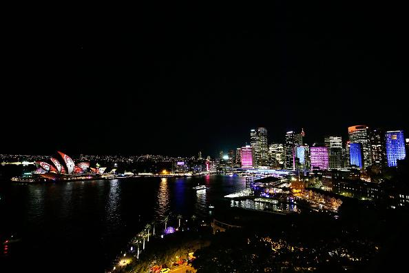 Sydney「Vivid Sydney Light Festival 2016」:写真・画像(17)[壁紙.com]